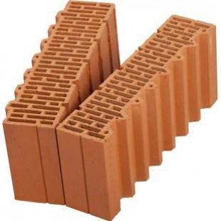 Керамический блок Porotherm 51 1/2