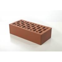 Кирпич керамический «Красный» 1НФ гладкий